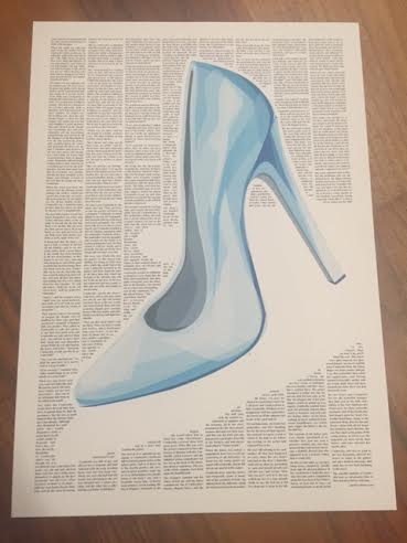 Spineless Classics – Cinderella print