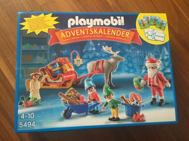 Playmobil Advent Calendar Santa's Workshop Review | Christmas Gift Guide