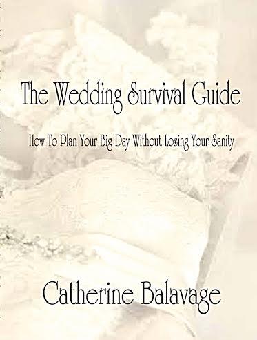 wedding planning, wedding survival guide, wedding book, wedding books, how to plan a wedding