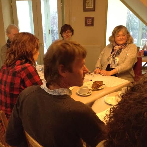 Askerswell Short Story Workshop by Wendy Breckon