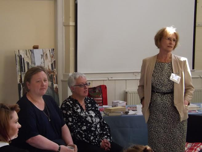 The Words for the Wounded Litfest  -  Review by Pat Heathrachelsally
