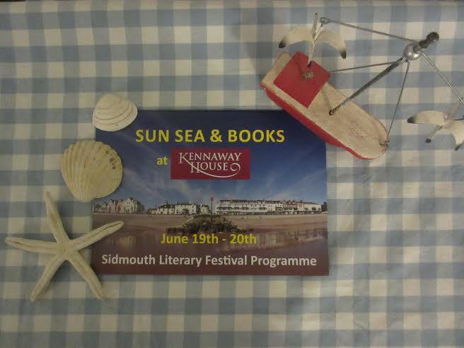 Sidmouth Literary Festival By Wendy Breckon1