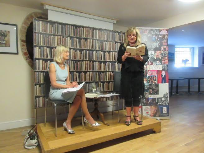 Sidmouth Literary Festival By Wendy Breckon12