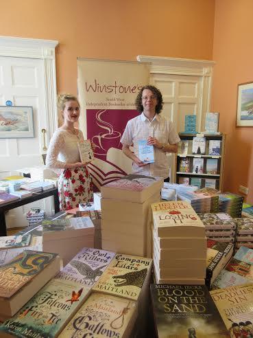 Sidmouth Literary Festival By Wendy Breckon2