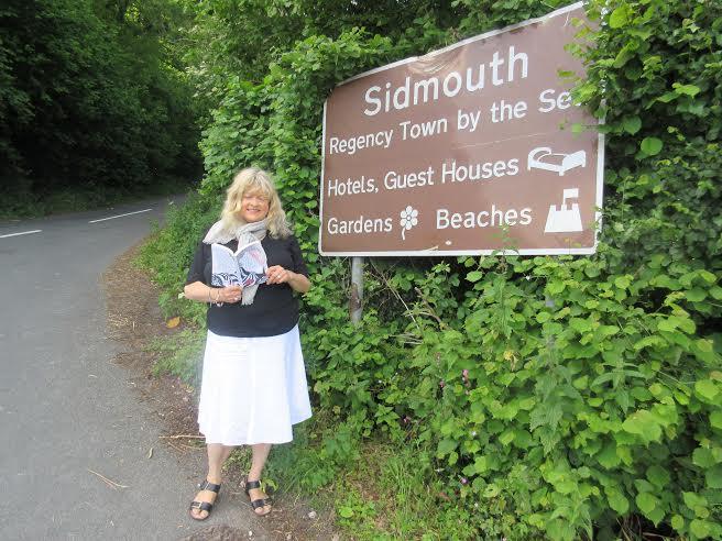 Sidmouth Literary Festival By Wendy Breckon3