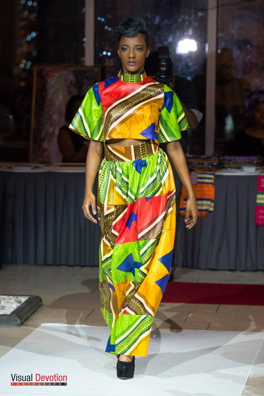 Africa And The City Izelia Brings Cutting Edge Couture To