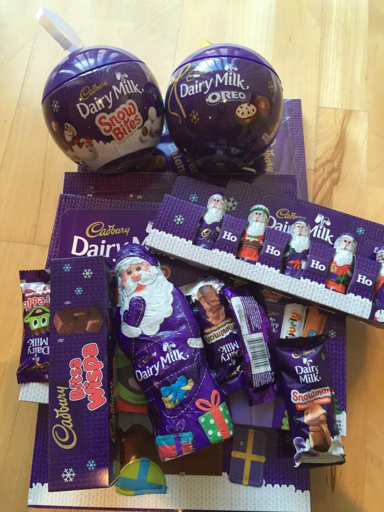 Christmas Gift List Special: Cadbury Christmas Chocolate ...