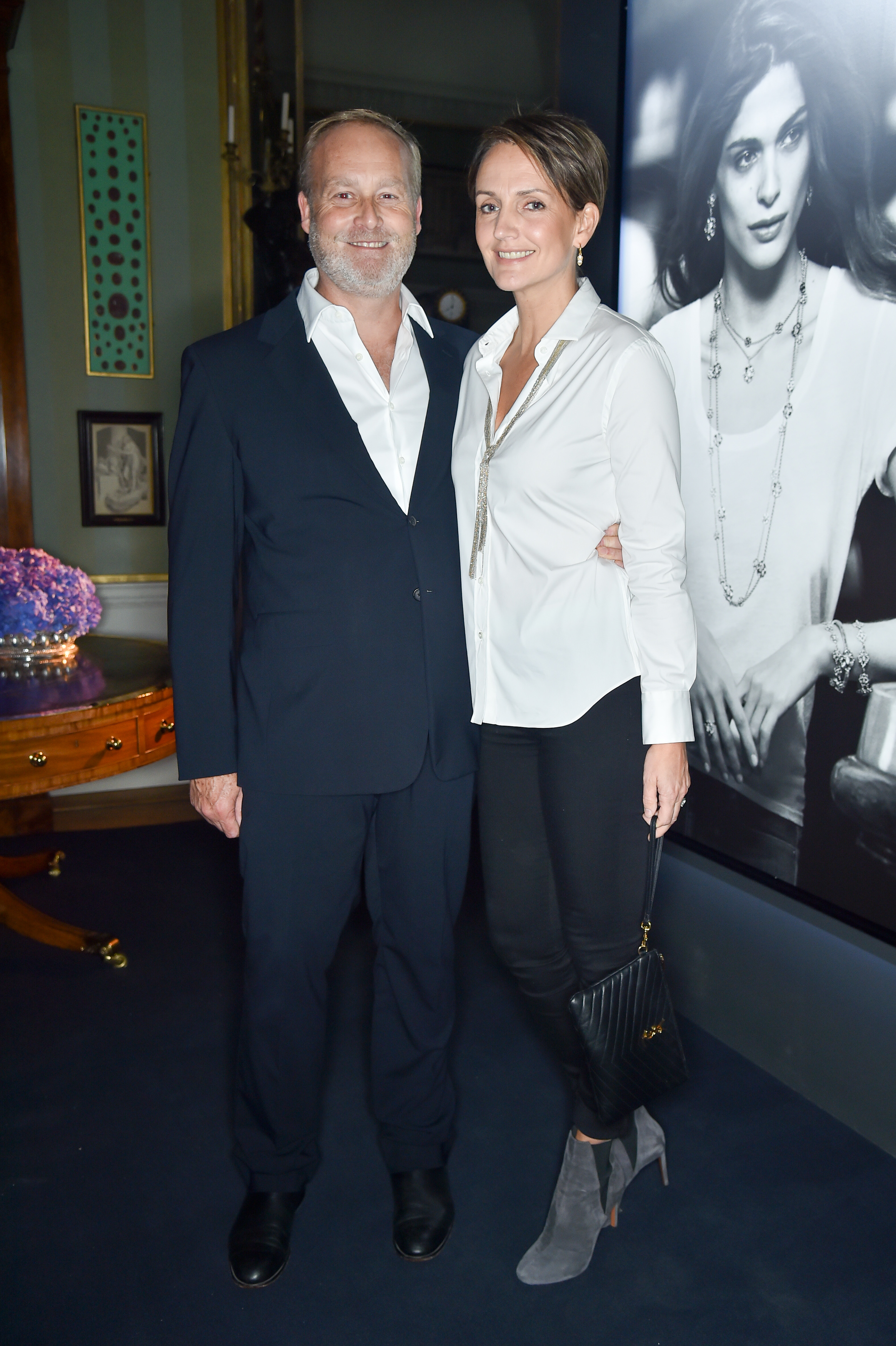 Buccellati Celebrates Launch Of Opera Collection At