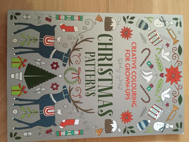 Excellent Christmas Ideas: Adult Colouring Books » Frost Magazine