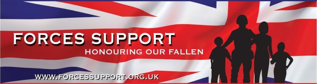 A remarkable hands on charity- Forces Support A
