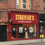 Stagolee's - chicken and liquor restaurant in North End Road Fulham