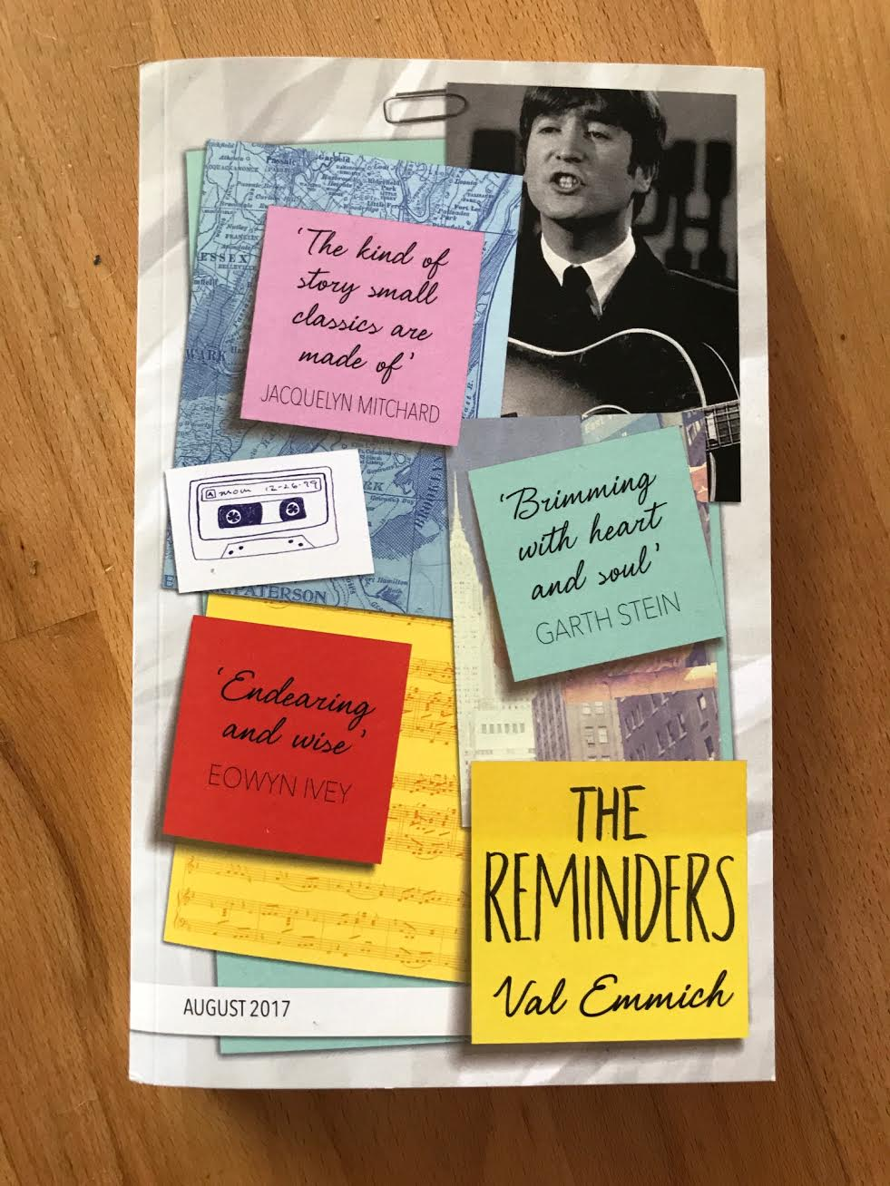 The Reminders By Val Emmich Book Review » Frost Magazine