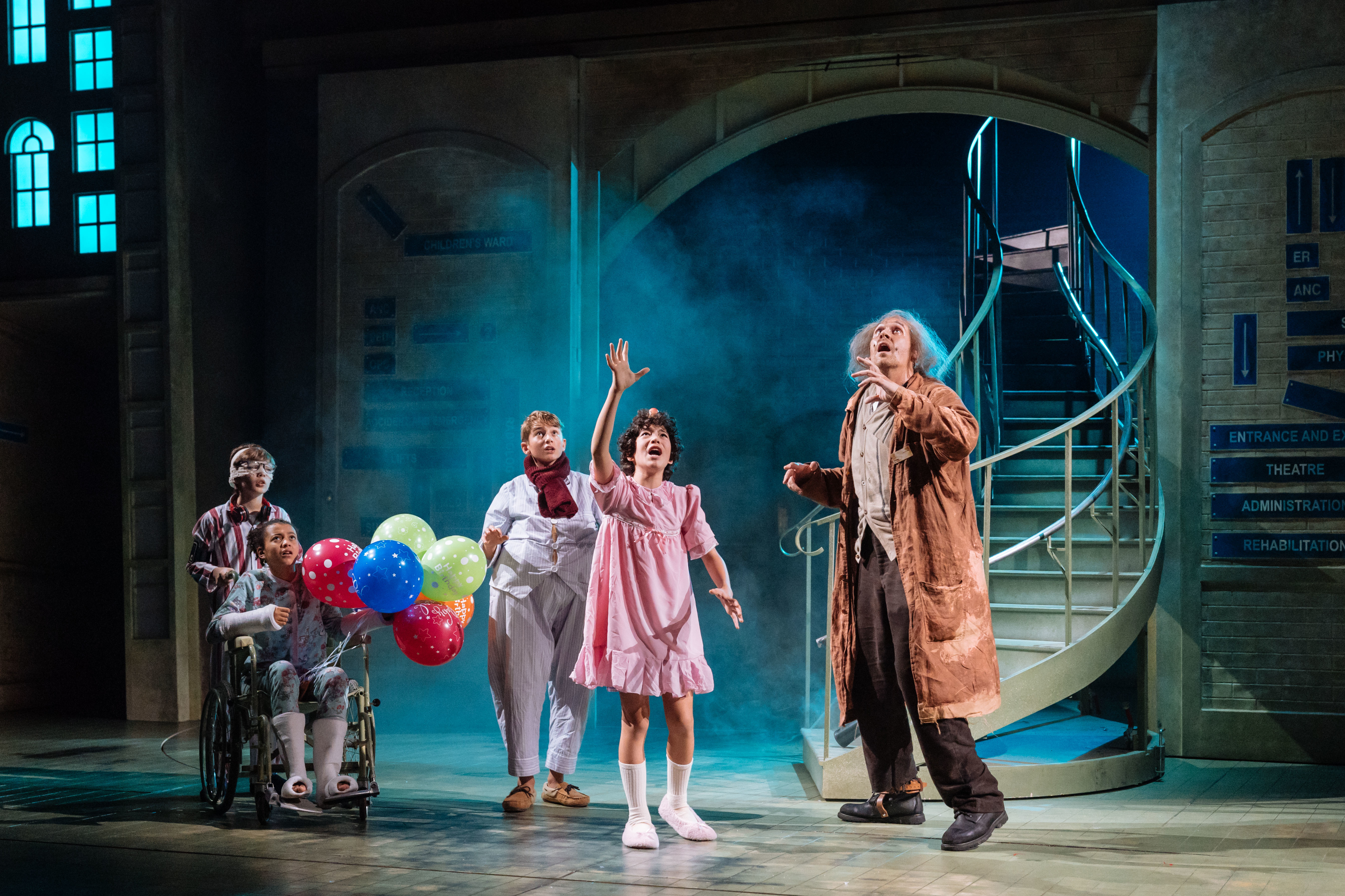 Review The Midnight Gang Chichester Festival Theatre